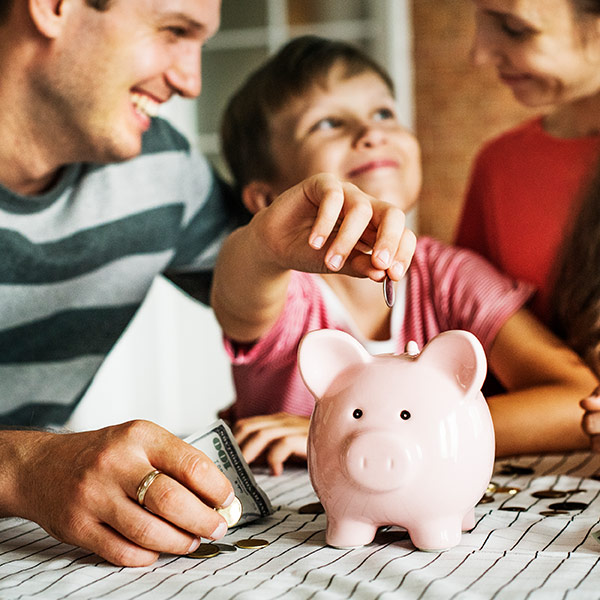TEACH YOUR KIDS THESE KEY FINANCIAL CONCEPTS