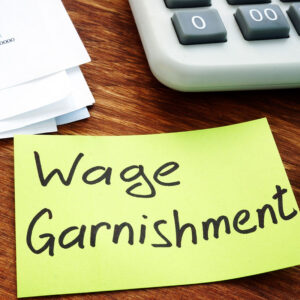 FACED WITH WAGE GARNISHMENT IN ALBERTA?