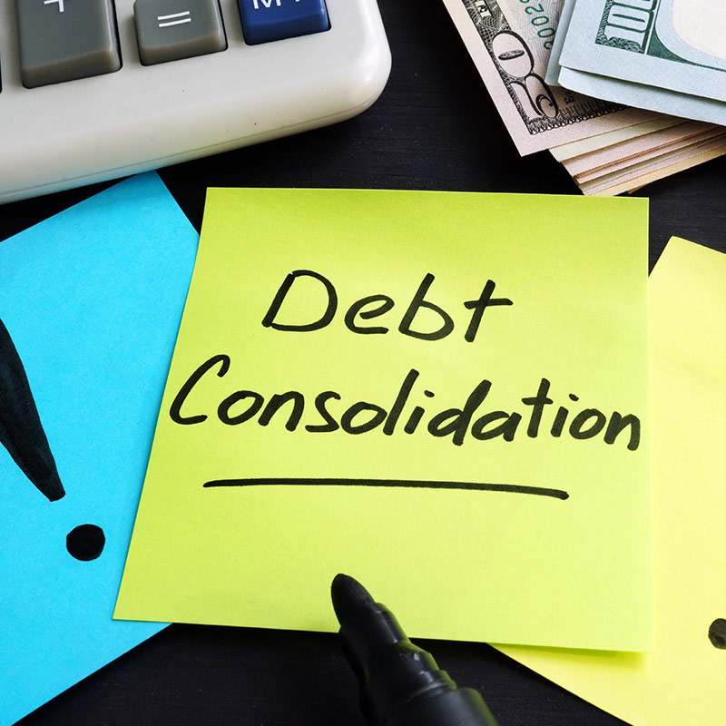 HOW TO CONSOLIDATE DEBT: 6 STEPS FOR SUCCESS